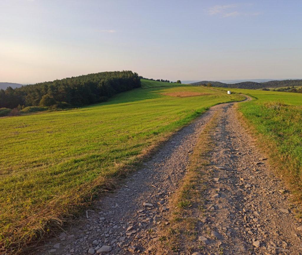 Zejście do Puław Górnych