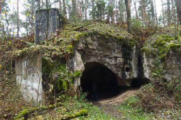 Twierdza Osowiec Fort IV