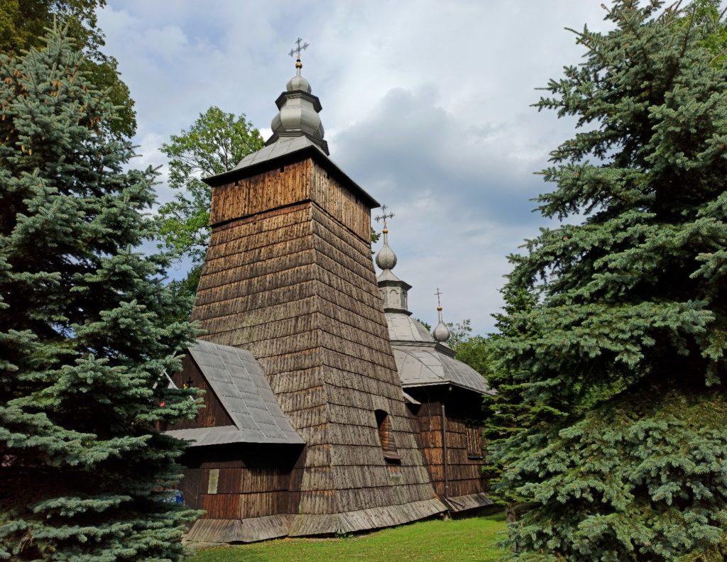 Cerkiew w Chyrowej